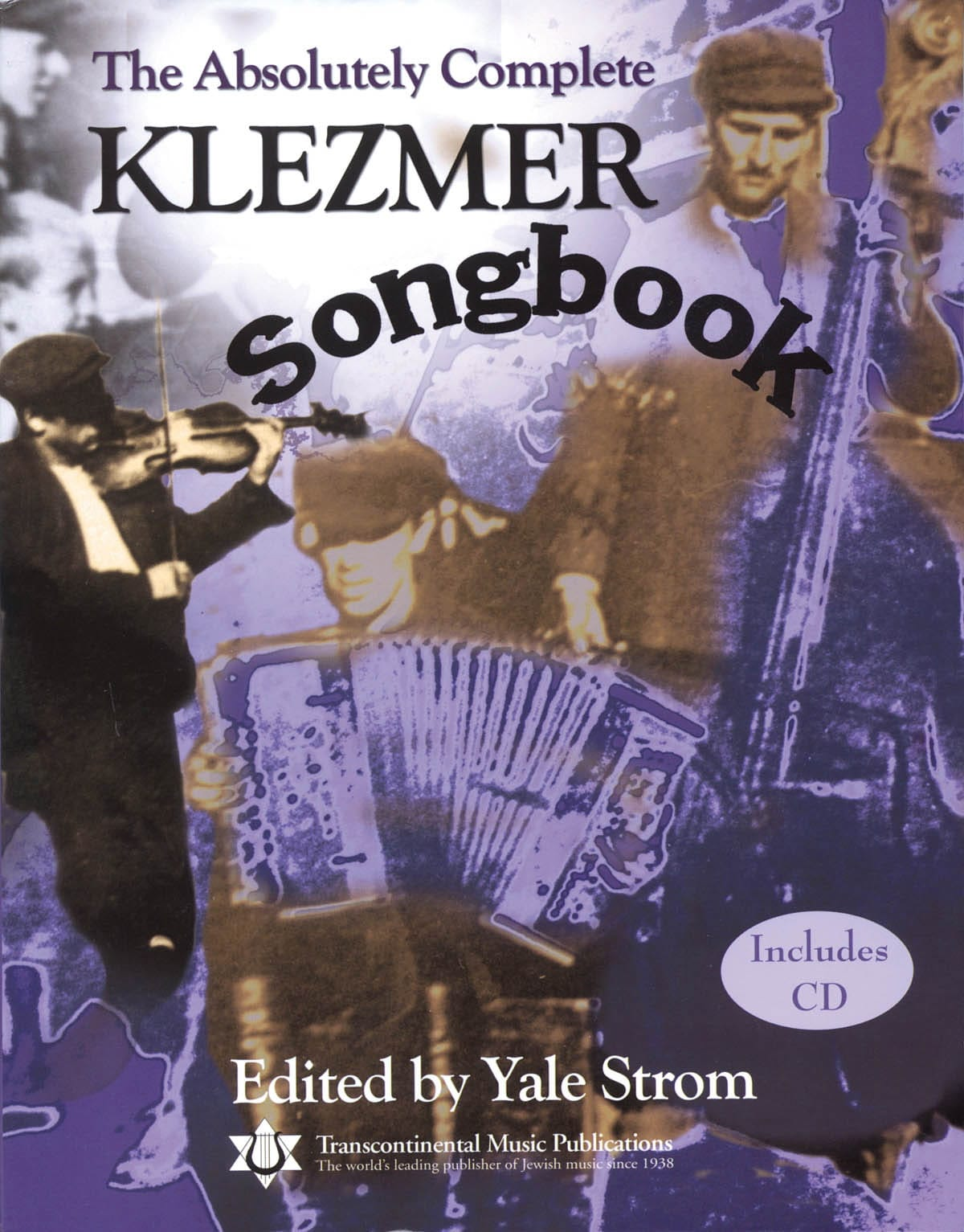 Yale Strom - The Absolutely Complete Klezmer Songbook - Partition - di-arezzo.co.uk