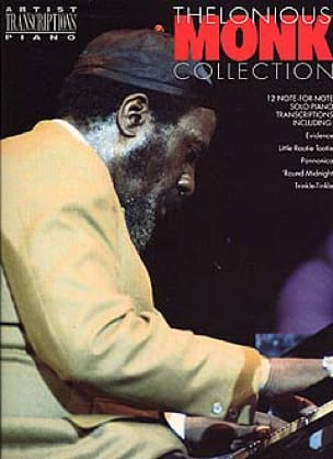 Thelonious Monk - Thelonious Monk Collection - Partition - di-arezzo.co.uk