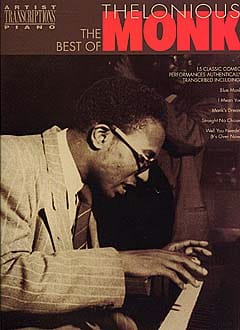 Thelonious Monk - The Best Of Thelonious Monk - Partition - di-arezzo.co.uk