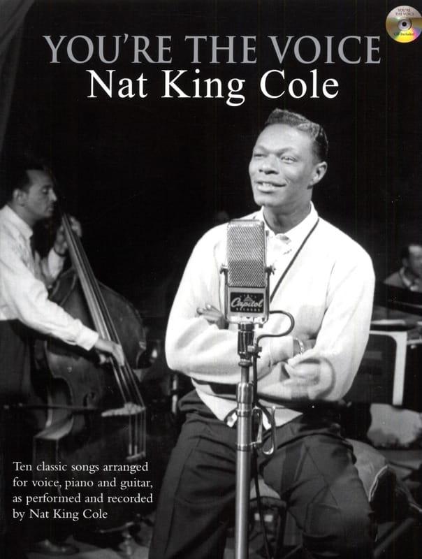 You're The Voice - Nat King Cole - Partition - Jazz - laflutedepan.com