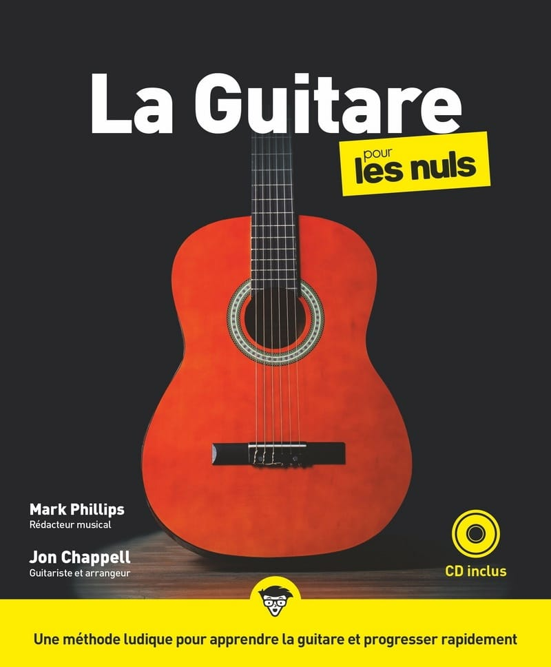 - The Guitar For Dummies - 3rd Edition - Livre - di-arezzo.com