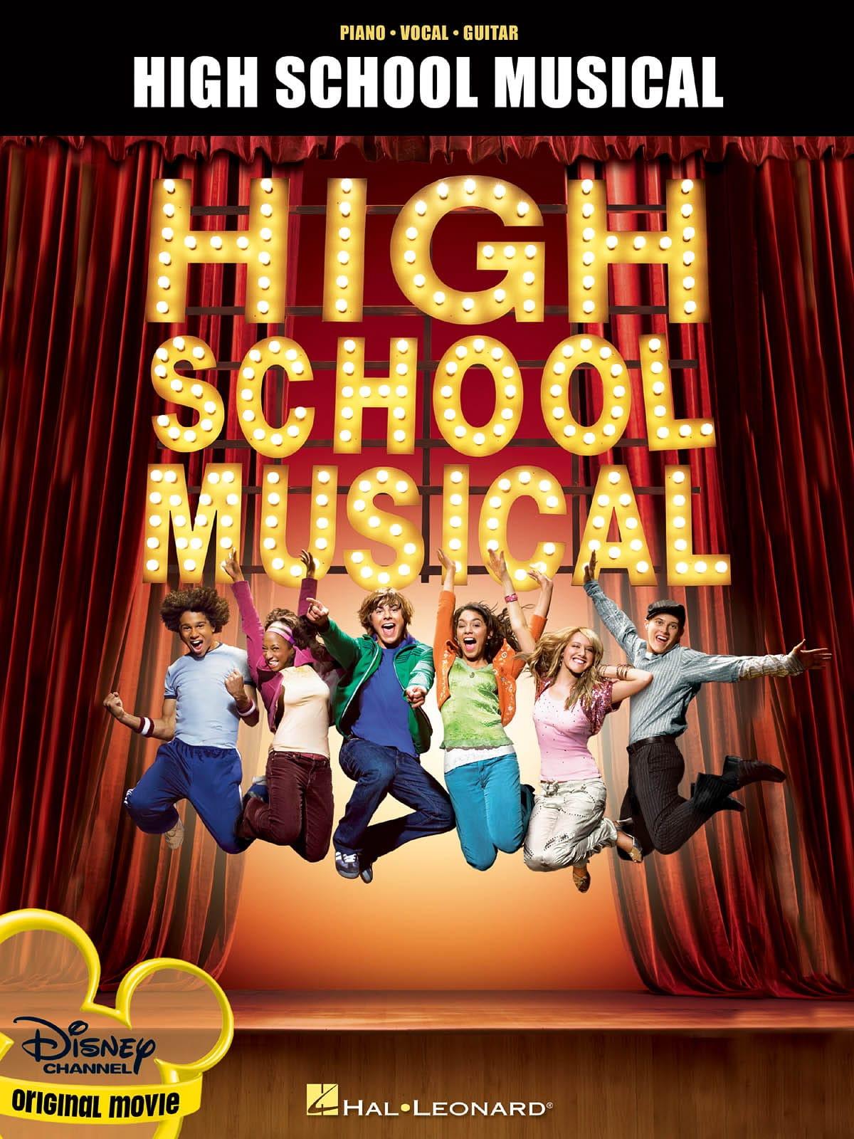 - High School Musical 1 - Partition - di-arezzo.fr