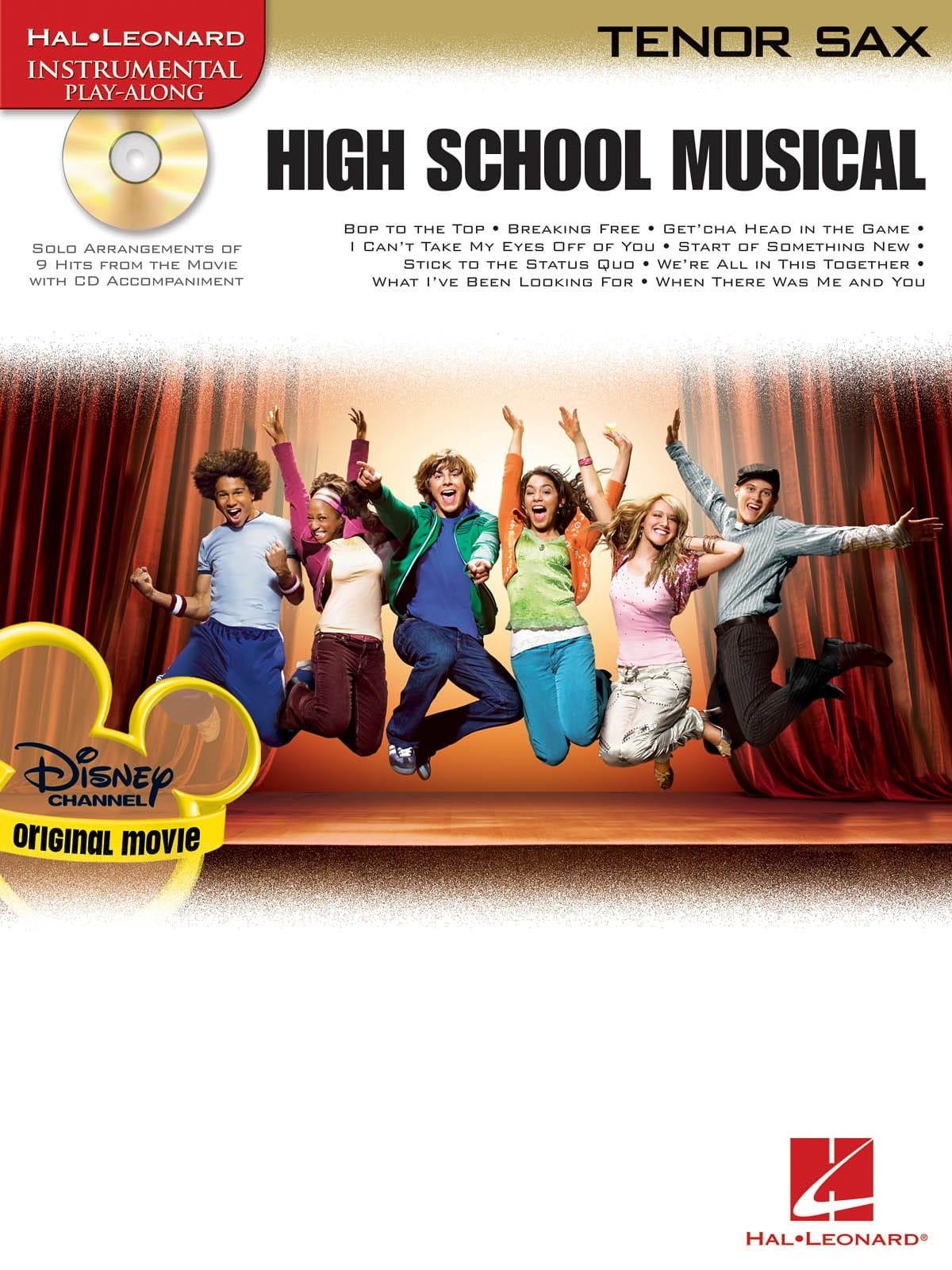 High School Musical - Partition - Saxophone - laflutedepan.com