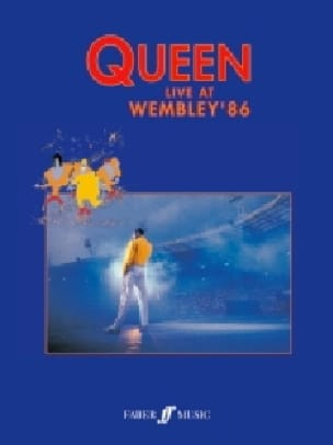 Queen - Live At Wembley '86 - Partition - di-arezzo.co.uk