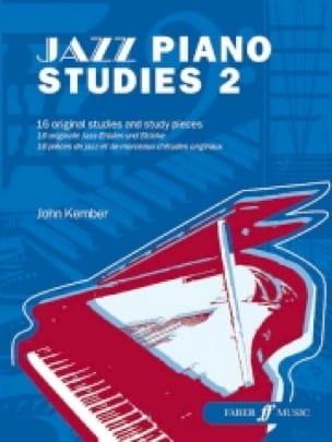 Jazz Piano Studies - Volume 2 - John Kember - laflutedepan.com