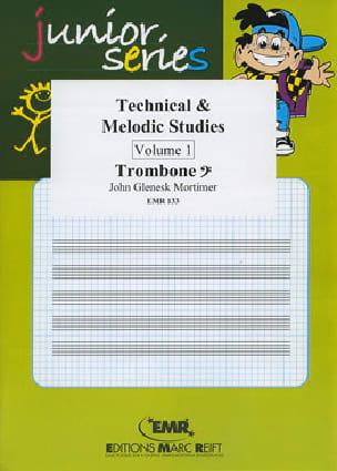 John Glenesk Mortimer - Technical - Melodic Studies Volume 1 - Partition - di-arezzo.co.uk