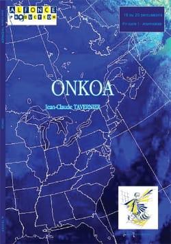 Onkoa - TAVERNIER - Partition - laflutedepan.com