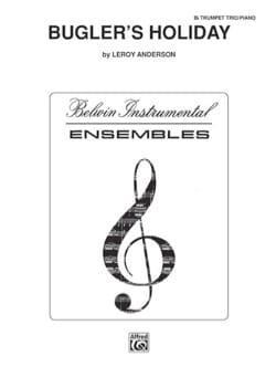 Bugler's Holliday - Leroy Anderson - Partition - laflutedepan.com