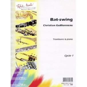 Christian Guillonneau - Bat Swing - Partition - di-arezzo.com