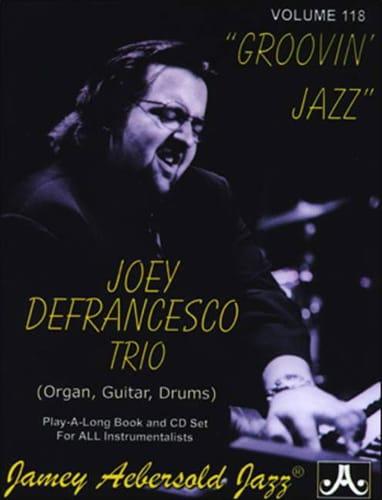 METHODE AEBERSOLD - Volume 118 - Groovin 'Jazz - Partition - di-arezzo.co.uk