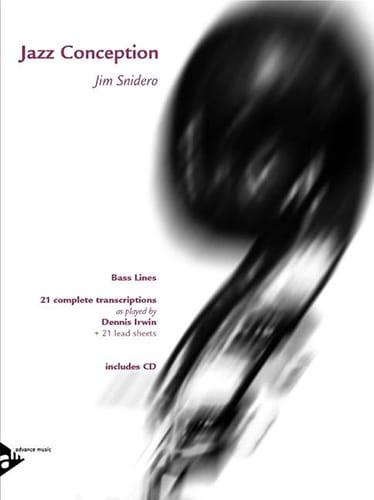 Jazz Conception - 21 Complete Transcriptions - Bass Lines - laflutedepan.com