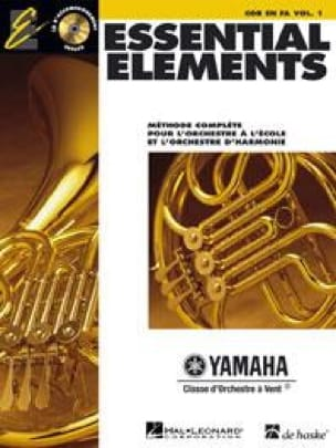 - Essential Elements. Cor En Fa Volume 1 - Partition - di-arezzo.fr