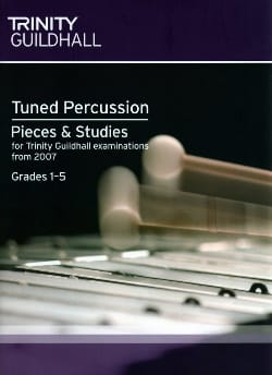 - Tuned Percussion - Pieces - Studies - Grades 1-5 - Partition - di-arezzo.com
