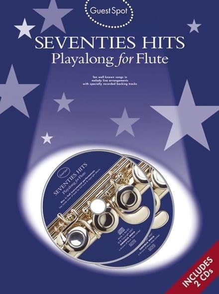 Guest Spot - Seventies Hits For Flute - laflutedepan.com