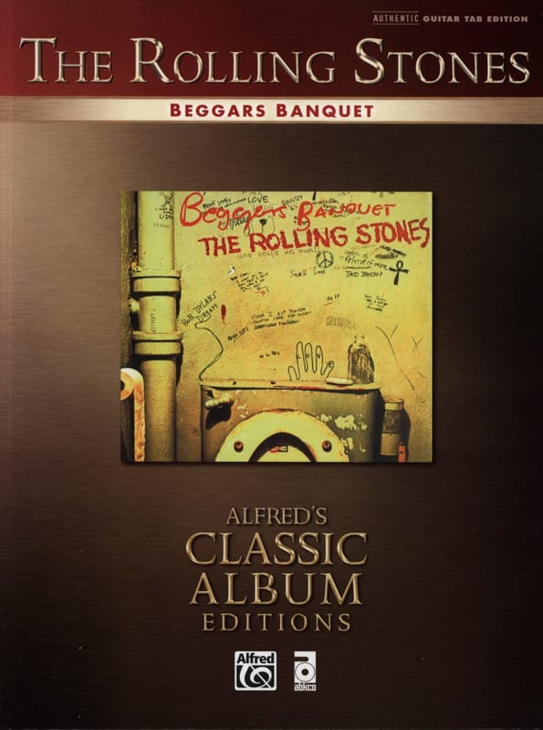 ROLLING STONES - Beggars Banquet - Partition - di-arezzo.co.uk