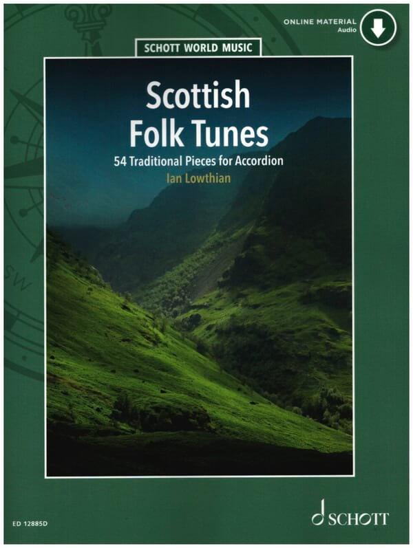 Scottish Folk Tunes - Ian Lowthian - Partition - laflutedepan.com