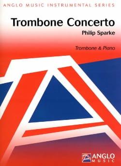 Trombone Concerto - Philip Sparke - Partition - laflutedepan.com