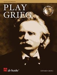 Play Grieg - GRIEG - Partition - Saxophone - laflutedepan.com
