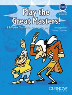 Play The Great Masters! - Partition - Cor - laflutedepan.com
