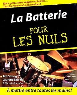 La Batterie pour les Nuls - Livre - Batterie - laflutedepan.com