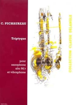 Triptyque - Claude Pichaureau - Partition - laflutedepan.com