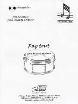 Rap Tout - Rousseau Joel / Soldano Jean-Claude - laflutedepan.com