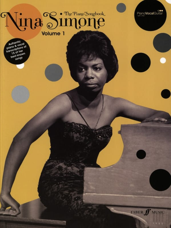 Nina Simone - Nina Simone The Piano Songbook Volume 1 - Partition - di-arezzo.co.uk