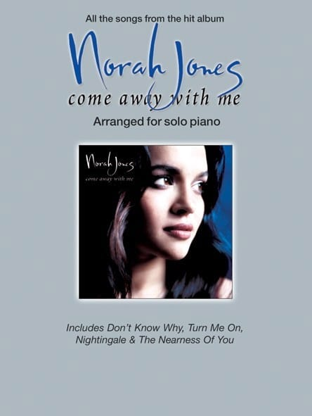 Norah Jones - Come Away With Me - Partition - di-arezzo.co.uk
