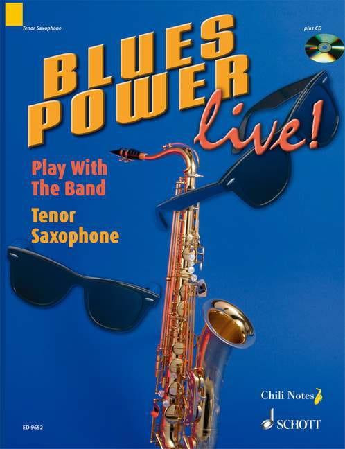 Gernot Dechert - Blues Power Live! - Partition - di-arezzo.com