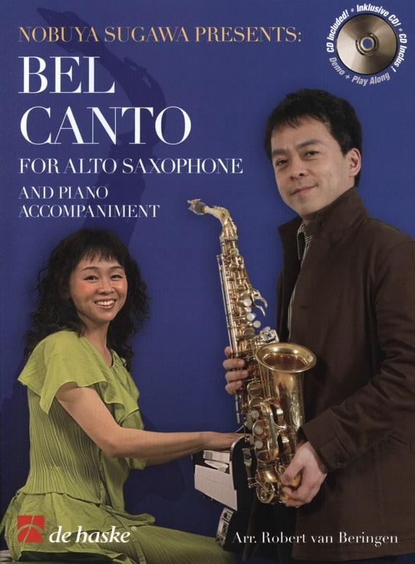 Bel Canto For Alto Saxophone - Partition - laflutedepan.com