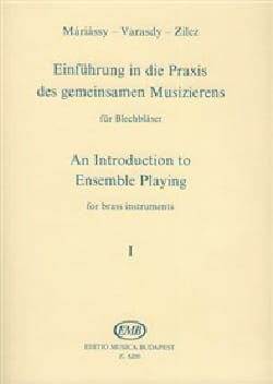 An introduction to ensemble playing book 1 - laflutedepan.com