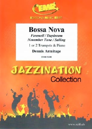 Jazzination Bossa Nova Volume 8 - Partition - laflutedepan.com