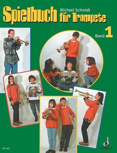 Spielbuch 1 - Partition - Trompette - laflutedepan.com