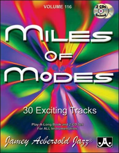 Volume 116 avec 2 CDs - Miles Of Modes - laflutedepan.com