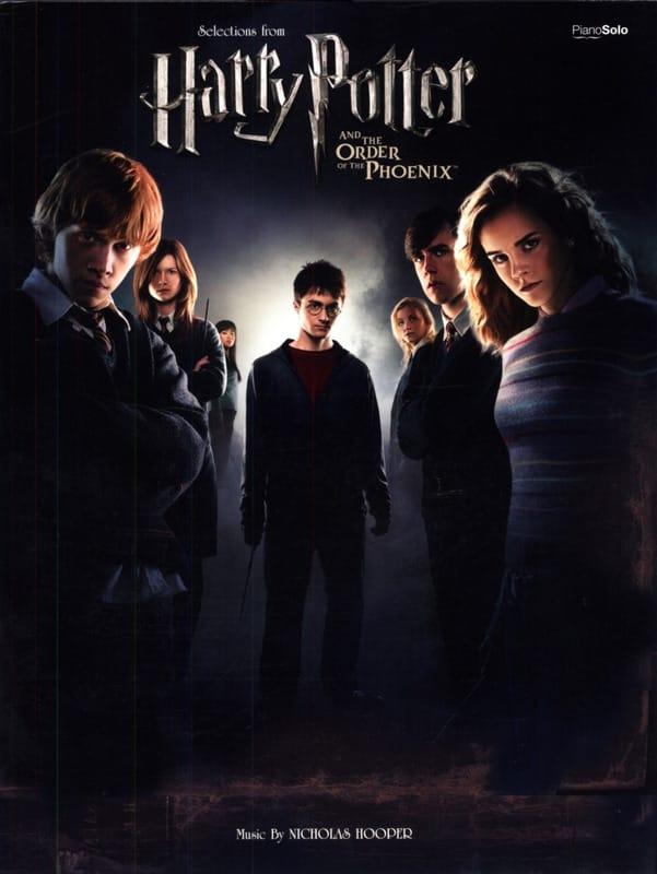 Harry Potter et l'ordre du Phénix - Nicholas Hooper - laflutedepan.com