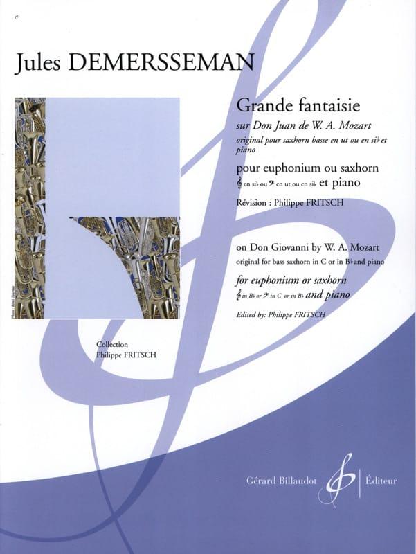 Grande Fantaisie - Jules Demersseman - Partition - laflutedepan.com