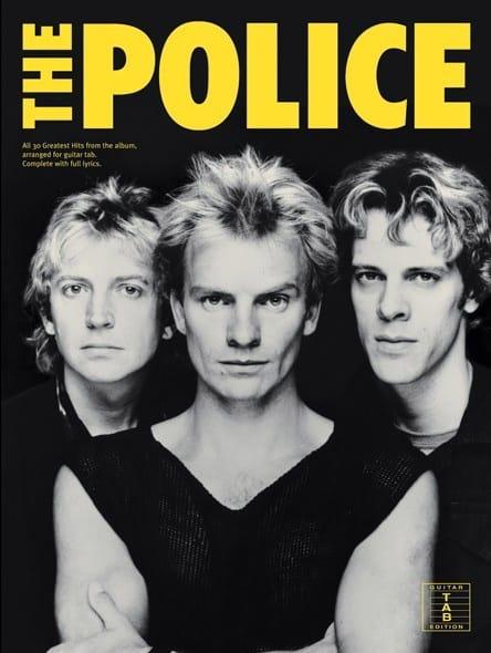 The Police - the police - Partition - di-arezzo.com
