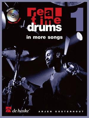Arjen Oosterhout - Real Time Drums 1 - In More Songs - Partition - di-arezzo.co.uk