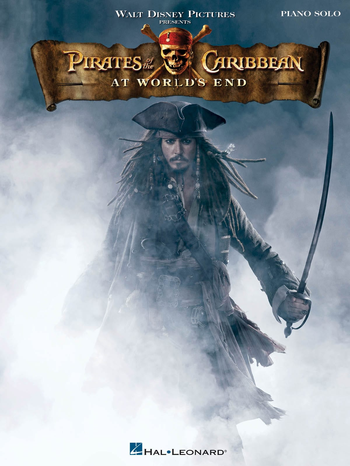 Hans Zimmer - Pirates of the Caribbean 3 - At World's End - Partition - di-arezzo.co.uk