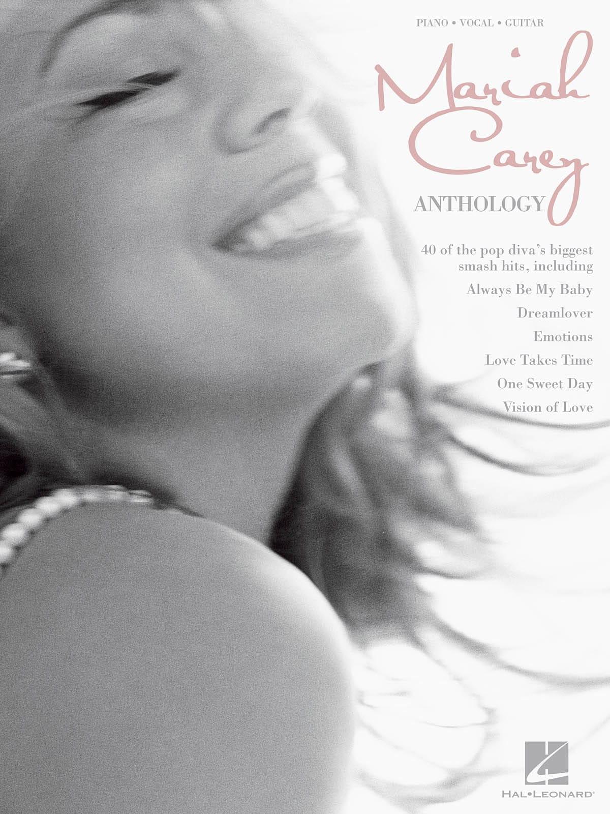 Mariah Carey Anthology - Mariah Carey - Partition - laflutedepan.com