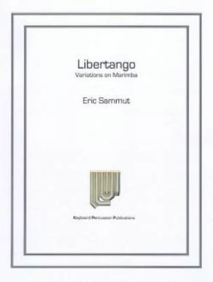 Eric Sammut - Libertango - Variations On Marimba - Partition - di-arezzo.com