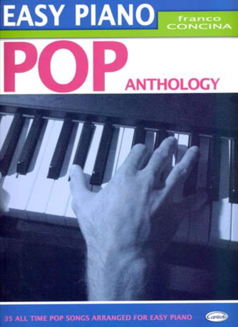 - Easy Piano Pop Anthology - Partition - di-arezzo.com