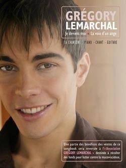 16 Chansons - Grégory Lemarchal - Partition - laflutedepan.com