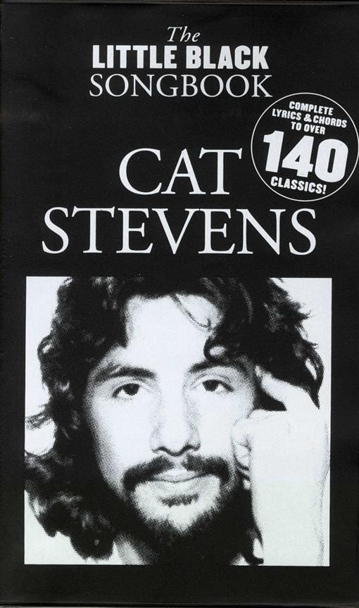 Cat Stevens - The Little Black Songbook - Partition - di-arezzo.co.uk