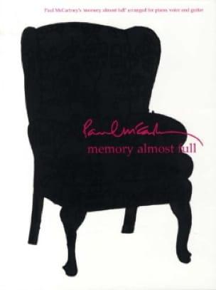Memory Almost Full - Paul Mccartney - Partition - laflutedepan.com