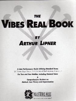 The Vibes Real Book - Partition - Vibraphone - laflutedepan.com