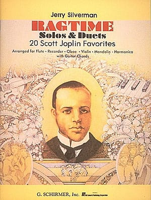 Scott Joplin - Ragtime Solos - Duetos - Partition - di-arezzo.es