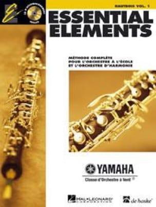 Essential Elements. Hautbois Volume 1 - laflutedepan.com