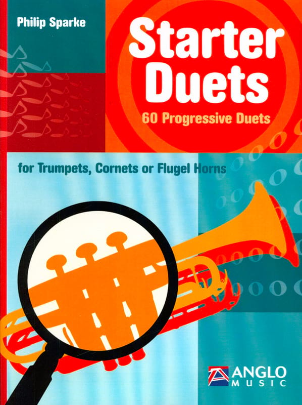 Philip Sparke - Duets Starter - 60 Progressive Duets - Partition - di-arezzo.co.uk