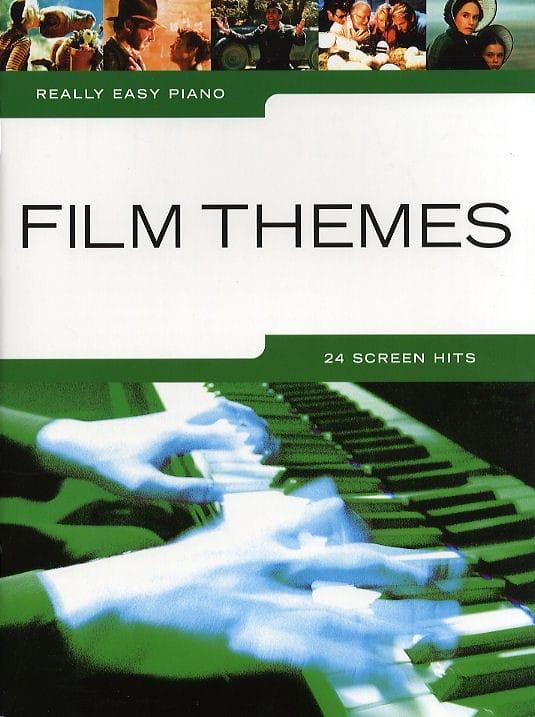 - Really easy piano - Film themes - Partition - di-arezzo.fr